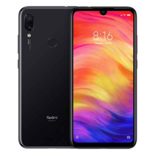 Xiaomi Redmi Note 7 (RAM 4GB/64GB) - Black