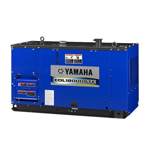 Yamaha Genset - EDL 18000 STE