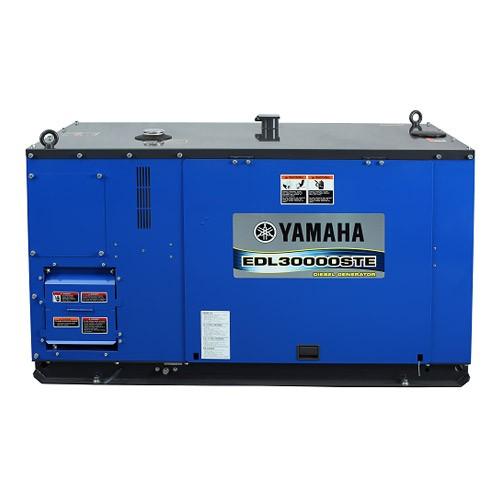 Yamaha Genset - EDL 30000 STE