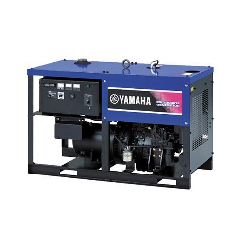 Yamaha Genset - EDL 20000 TE