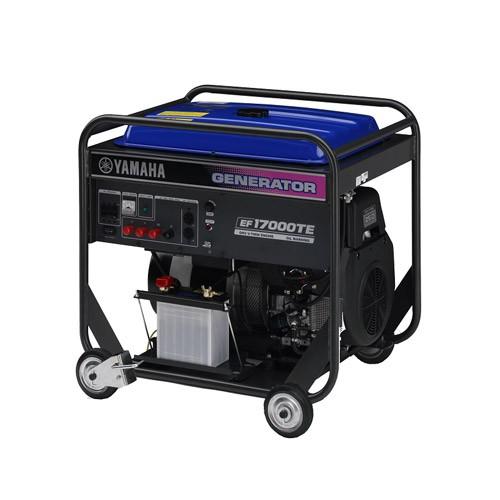 Yamaha Genset - EF 17000 TE