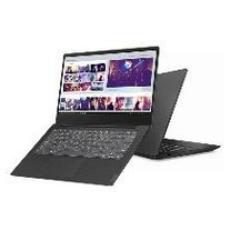 Lenovo Ideapad S340-14IWL-97ID Laptop with NGMX230 - Black