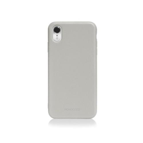 Monocozzi Case iPhone XR Lucid Shock  - Stone Grey