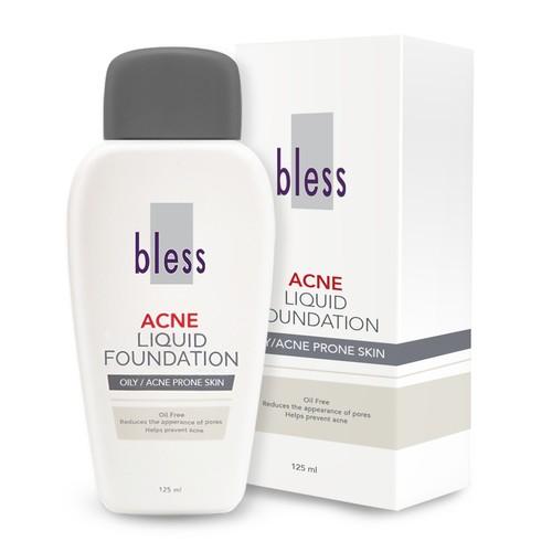 Bless Acne Liquid Foundation 125 ml