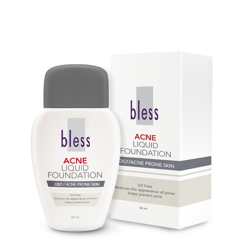 Bless Acne Liquid Foundation 60 ml