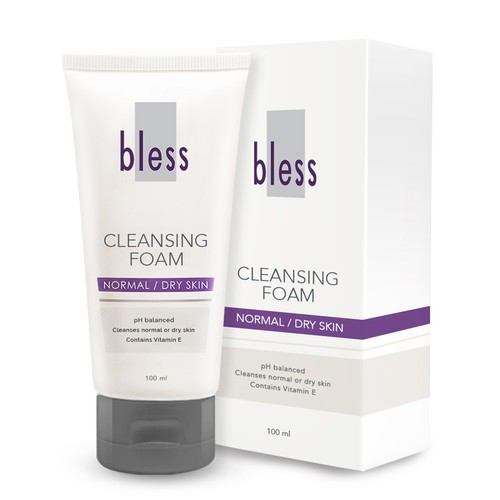 Bless Normal Cleansing Foam 100 ml