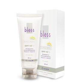 Bless Sunscreen Cream 50 ml