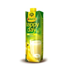 Happy Day Banana Fruit Juic