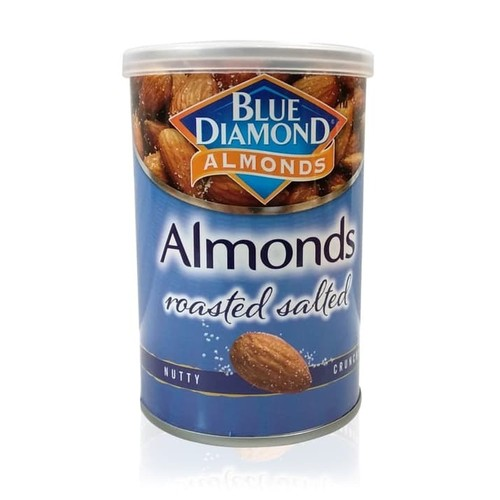 Blue Diamond Salted Roasted Kacang Almond 130 gr