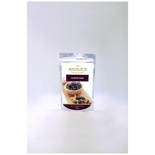 Nicole's Cashew Dark Chocolate