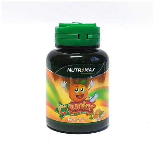 Nutrimax - C PLUS JUNIOR (60 Tablets)