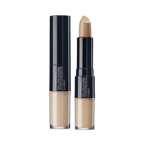 The Saem - Cover Perfection Ideal Concealer Duo 1.5 Natural Beige