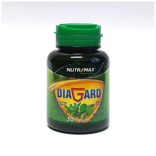 Nutrimax - DIAGARD (30 Naturecaps)