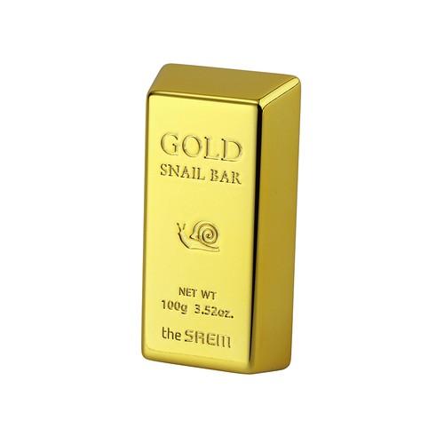 The Saem - Gold Snail Bar(100g)