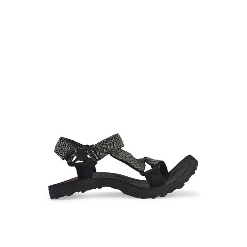 JAVA SEVEN SANDAL GUNUNG WEBBING HITAM PRIA Size - 39