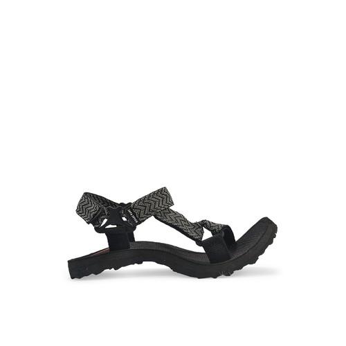 JAVA SEVEN SANDAL GUNUNG WEBBING HITAM PRIA Size 42