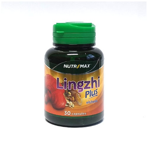 Nutrimax - LINGZHI PLUS (30 Naturecaps)