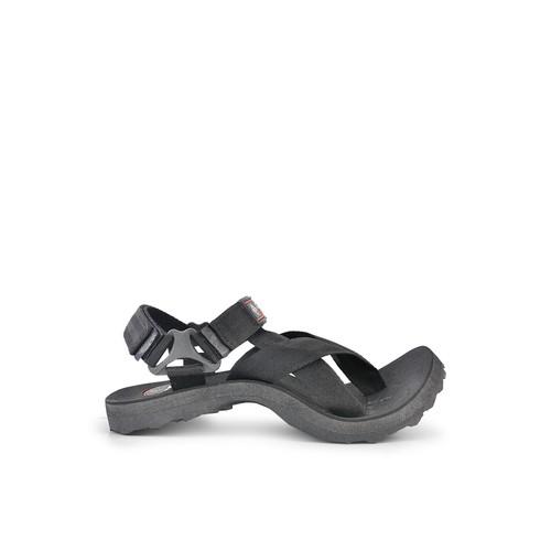 JAVA SEVEN SANDAL GUNUNG WEBBING HITAM KOMBINASI PRIA Size - 38