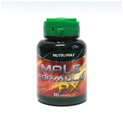 Nutrimax - MALE FORMULA RX (30 Tablet)