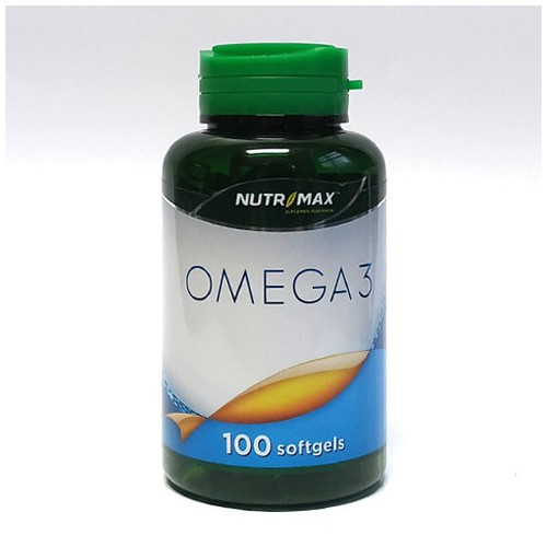 Nutrimax - OMEGA 3 (100 Softgel)