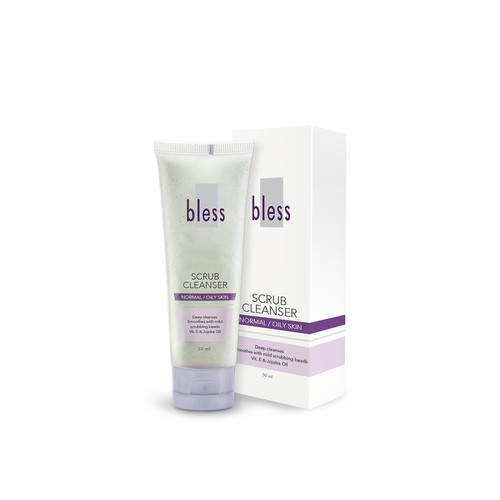 Bless Scrub Cleanser 50 ml
