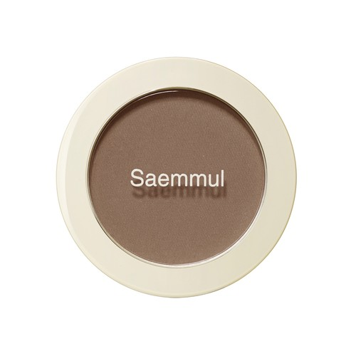 The Saem - Saemmul Single Blusher BR01 Call Me Brown