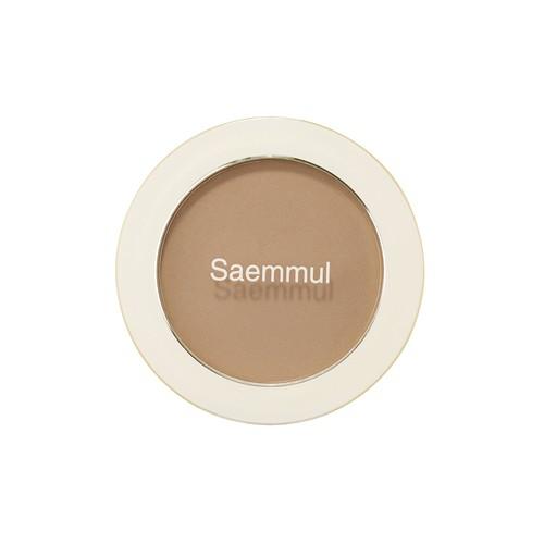 The Saem - Saemmul Single Blusher BR02 Naked Brown(Shading)