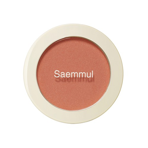 The Saem - Saemmul Single Blusher OR01 Mandarine Kiss