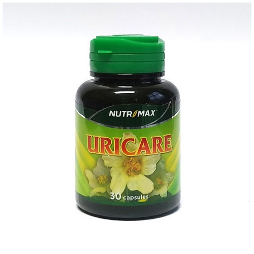 Nutrimax - URICARE (30 Naturecaps)