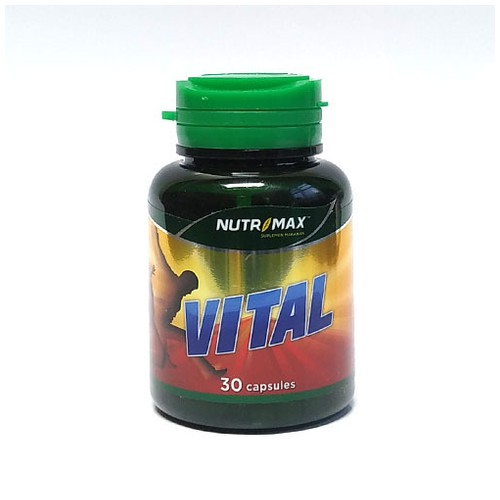 Nutrimax - VITAL (30 Naturecaps)