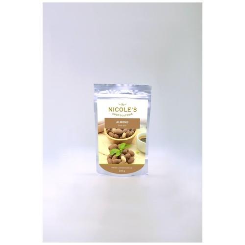Nicole's Almond Dark Bitter