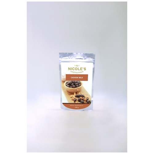 Nicole's Cashew Milk Chocolate