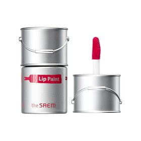 the SAEM Lip Paint 04 Rose