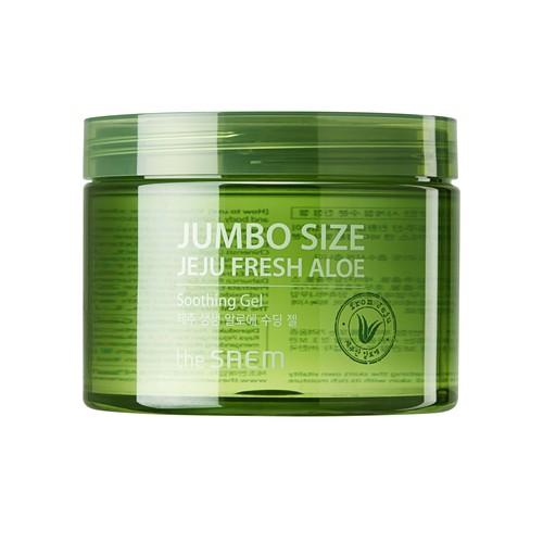 The Saem - Jeju Fresh Aloe Soothing Gel 99% Jumbo 500 ml