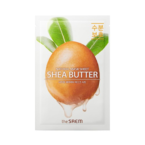 The Saem - Natural Shea Butter Mask Sheet