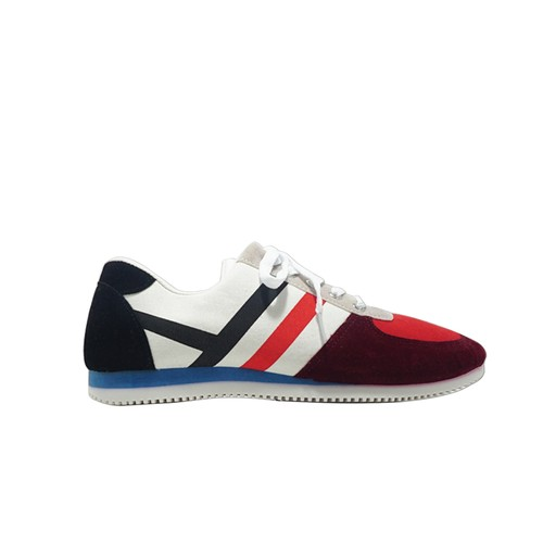 Dane and Dine Sneakers Man S0045 Red 43