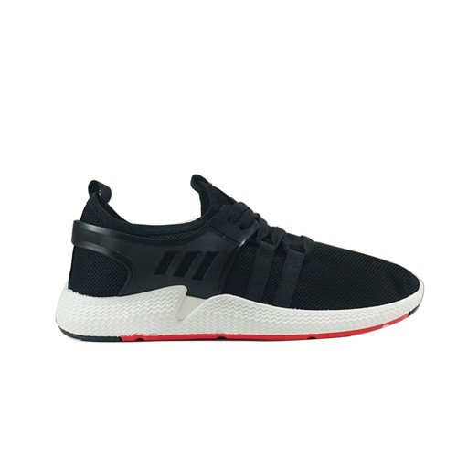 Dane and Dine Sneakers Man S0030 Black White 43