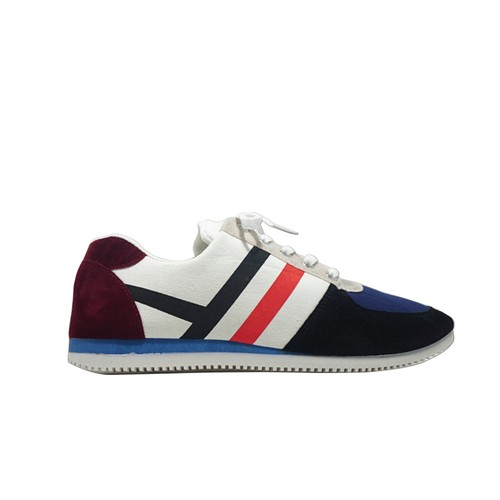 Dane and Dine Sneakers Man S0045 Blue 44