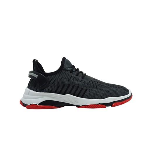 Dane And Dine Sneaker Man S0094 Grey Black 44