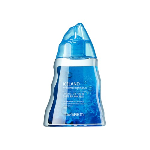 The Saem - Iceland Hydrating Soothing Gel 150 ml