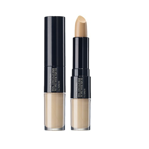 The Saem - Cover Perfection Ideal Concealer Duo 01. Clear Beige