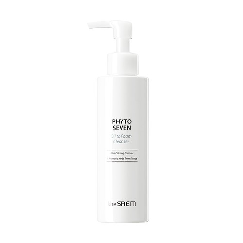 The Saem - PHYTO SEVEN Oil-to-Foam Cleanser