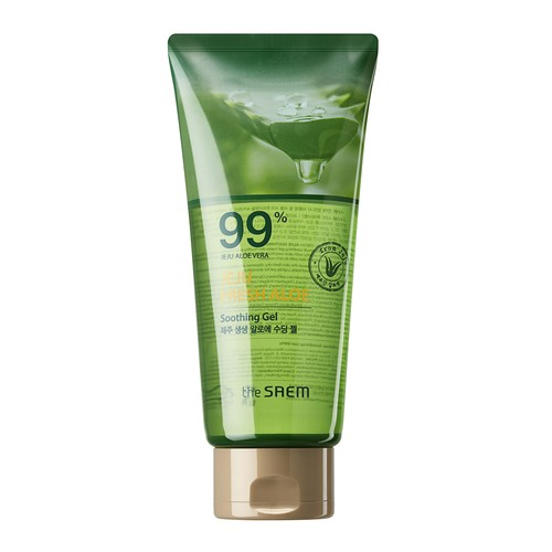 The Saem - Jeju Fresh Aloe Soothing Gel 99% Tube 300 ml