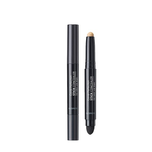 The Saem - Cover Perfection Stick Concealer 02 Rich Beige