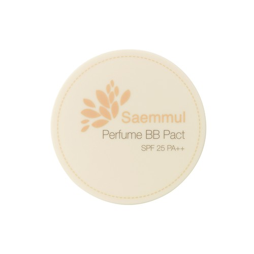The Saem - Saemmul Perfume BB Pact SPF25 PA++ 21. Pink Beige