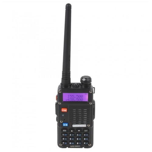 Radio Walkie Handy Talky HT BAOFENG POFUNG Dual Band UHF VHF UV-5RT [TKU]