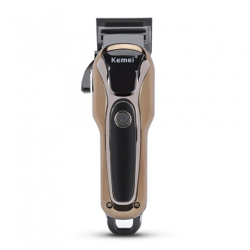 KEMEI KM-1990 Electric Rechargeable Hair Clipper Trimmer [TKU]