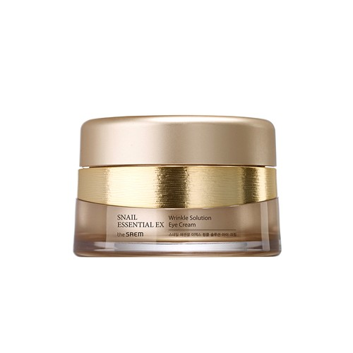 The Saem - Snail Essential EX Wrinkle Solution Eye Cream