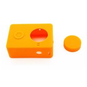 Silicon Xiaomi Yi - Orange