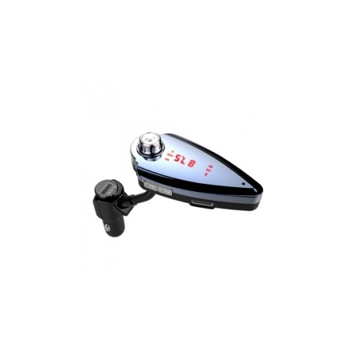 T6S Car Charger Adapter Bluetooth MP3 Player FM Transmitter [TKU]